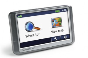 Garmin Nuvi 250 Issue